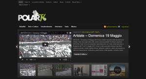 Polar TV la web tv dei giovani - Segui l'orso! copy