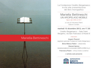 invito Mariella Bettineschi