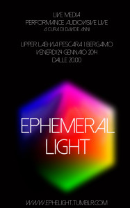 Ephemeral Light Flyer