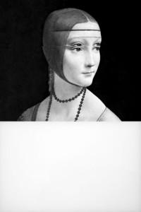 Mariella Bettineschi, L'era successiva, 2010, stampa diretta su plexiglass.  Courtesy Collezione Fondazione Credito Bergamasco