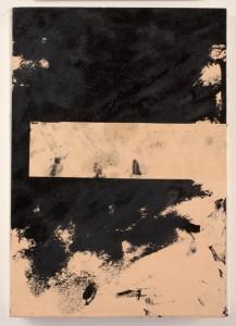 Gianni Politi, Argent de Poche-Isole, 2014, carte da spolvero intelaiate, 30x25 cm