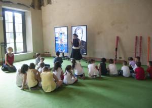 DOMENICA 17 MAGGIO | Visita guidata per bambini  @ Mostra di Cory Arcangel Photo: Valentina Gamba