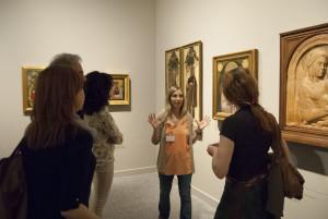PLAY ARTDATE 2015 - Visita Guidata alla Pinacoteca dell'Accademia Carrara Photo: Valentina Gamba