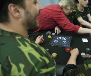 PLAY ARTDATE 2015 - Full Metal Poker Tournament @ Studio di Oscar Giaconia Photo: Valentina Gamba