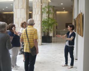 SABATO 16 MAGGIO | Visita guidata alla collezione della Fondazione Creberg Photo: Valentina Gamba