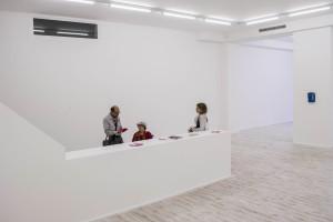 SABATO 16 MAGGIO | Ron Gorchov @ Thomas Brambilla Gallery Photo: João Lucas Baccaro