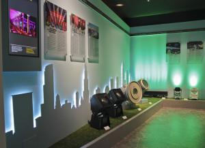PLAY ARTDATE 2015 - Inaugurazione MoMS (Museum of Modern Showlighting) Photo: Maria Zanchi