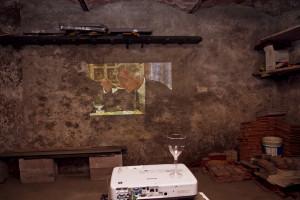 DOMENICA 17 MAGGIO | Studio Visit Filippo Berta Photo: Maria Zanchi