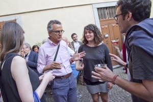DOMENICA 17 MAGGIO | Live di Claudio Angeleri e quintetto @ Quarenghicinquanta Photo: Maria Zanchi